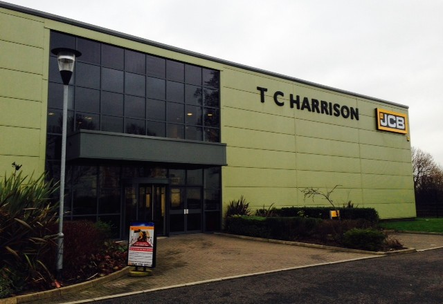 TCH Harrison JCB - Woodgreen Construction Ltd