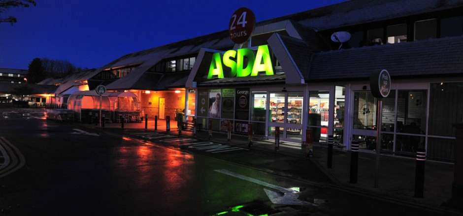 ASDA Shipley - Projects - Woodgreen Construction Ltd