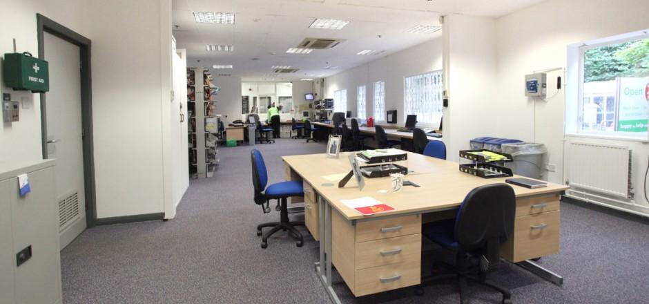 ASDA Wolverhampton - Projects - Woodgreen Construction Ltd