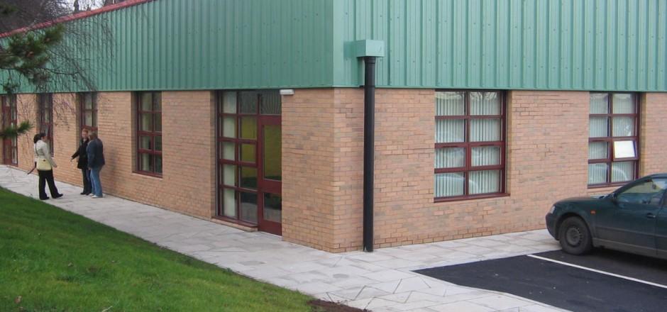 Canterbury Childrens Centre - Woodgreen Construction Ltd