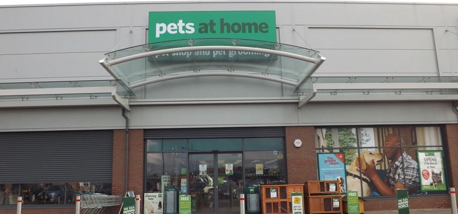 Pets at Home - Woodgreen Construction Ltd