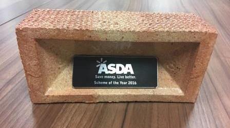 Asda Scheme of the Year 2016
