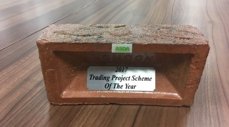 Asda Trading Project Scheme of the Year 2017