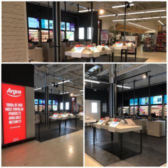 Argos Wigan