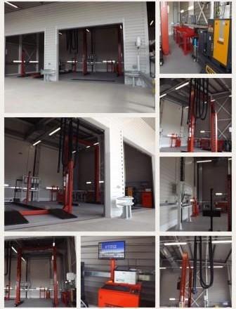 Asda Vehicle Maintenance Unit, Nottingham