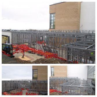 Cockburn Multi Academy Trust, Leeds - U-Roof