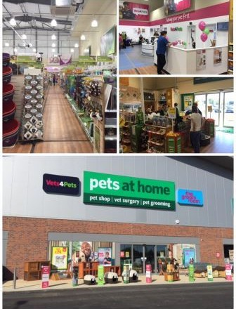 Pets at Home, Catterick