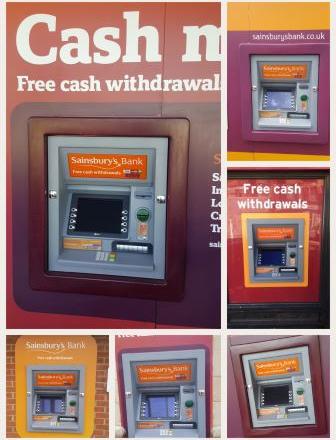 Sainsbury's ATM Installations