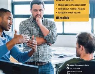 MIM Mental Health Awareness
